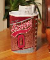 Ohio State Buckeyes Trash Can