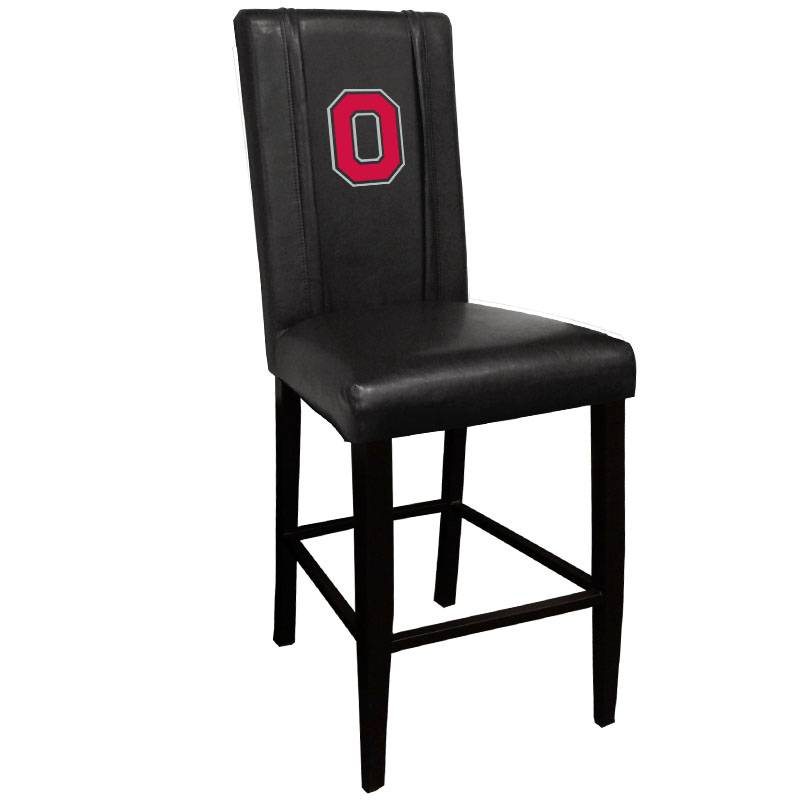 Ohio State Buckeyes Xzipit Bar Stool 2000 With Block O Logo
