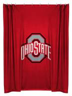 Ohio State Buckeyes NCAA Shower Curtain