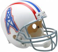 Riddell Houston Oilers 1975-80 Deluxe Replica Throwback NFL Football Helmet
