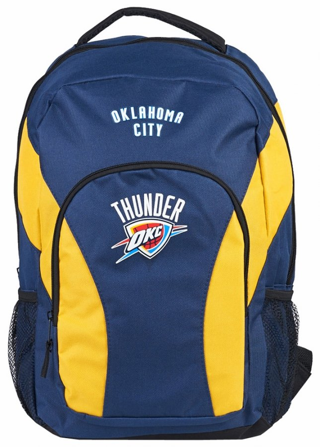 Oklahoma City Thunder NBA Draft Day Backpack