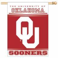 "Oklahoma Sooners 27"" x 37"" Banner"