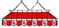 "Oklahoma Sooners 40"" Stained Glass Pool Table Light"