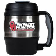 Oklahoma Sooners 52 oz. Stainless Steel Travel Mug