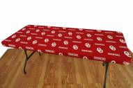 Oklahoma Sooners 8' Table Cover