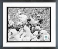 Oklahoma Sooners Billy Sims 1978 Action Framed Photo