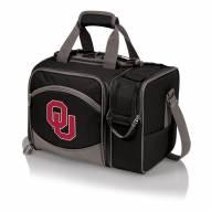 Oklahoma Sooners Black Malibu Picnic Pack