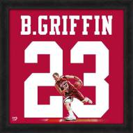 Oklahoma Sooners Blake Griffin Uniframe Framed Jersey Photo