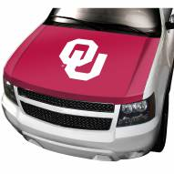Oklahoma Sooners Car Hood Cover