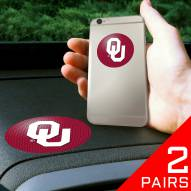Oklahoma Sooners Cell Phone Grips - 2 Pack