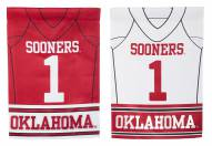 Oklahoma Sooners Double Sided Jersey Garden Flag