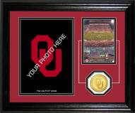 "Oklahoma Sooners ""Fan Memories"" Desktop Photo Mint"