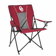 Oklahoma Sooners Game Time Tailgate Chair