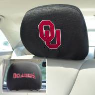 Oklahoma Sooners Headrest Covers