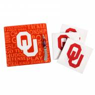 Oklahoma Sooners It's a Party Gift Set