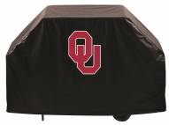 Oklahoma Sooners Logo Grill Cover