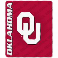 Oklahoma Sooners Mark Fleece Blanket