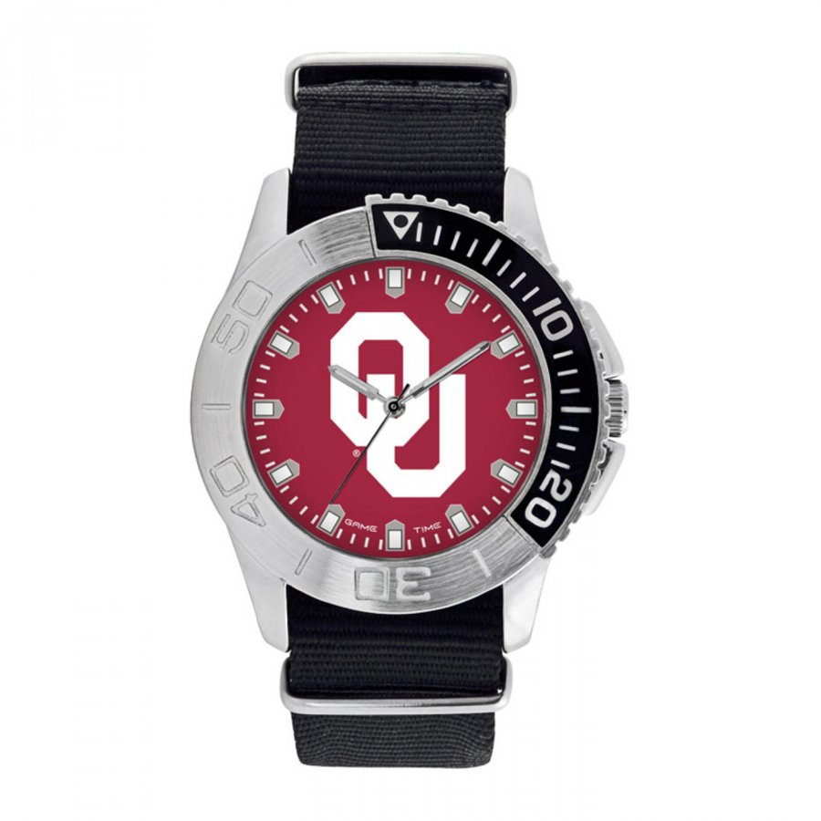 Oklahoma Sooners Men's Starter Watch