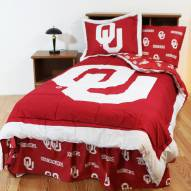 Oklahoma Sooners NCAA Bed in a Bag