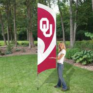 Oklahoma Sooners NCAA Tall Team Flag