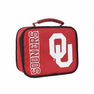 Oklahoma Sooners Sacked Lunch Box