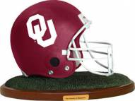 Oklahoma Sooners Replica Football Helmet Figurine