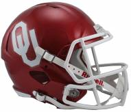 Oklahoma Sooners Riddell Speed Replica Football Helmet