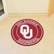 Oklahoma Sooners Rounded Mat