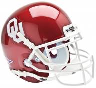 Oklahoma Sooners Schutt Mini Football Helmet