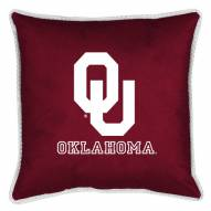 Oklahoma Sooners Sidelines Pillow