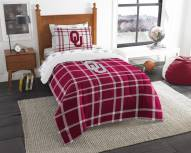 Oklahoma Sooners Soft & Cozy Twin Bed in a Bag