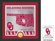 Oklahoma Sooners State Bronze Coin Photo Mint