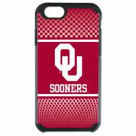 Oklahoma Sooners Team Color Pebble Grain iPhone 6/6s Case
