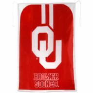 Oklahoma Sooners Team Fan Flag