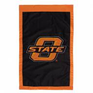 "Oklahoma State Cowboys 28"" x 44"" Double Sided Applique Flag"