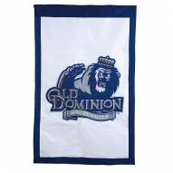 "Old Dominion Monarchs 28"" x 44"" Double Sided Applique Flag"