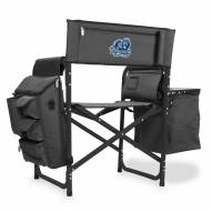 Old Dominion Monarchs Gray/Black Fusion Folding Chair