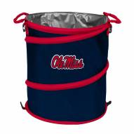 Mississippi Ole Miss Rebels Collapsible Trashcan