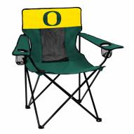 Oregon Ducks Elite Tailgating Chair