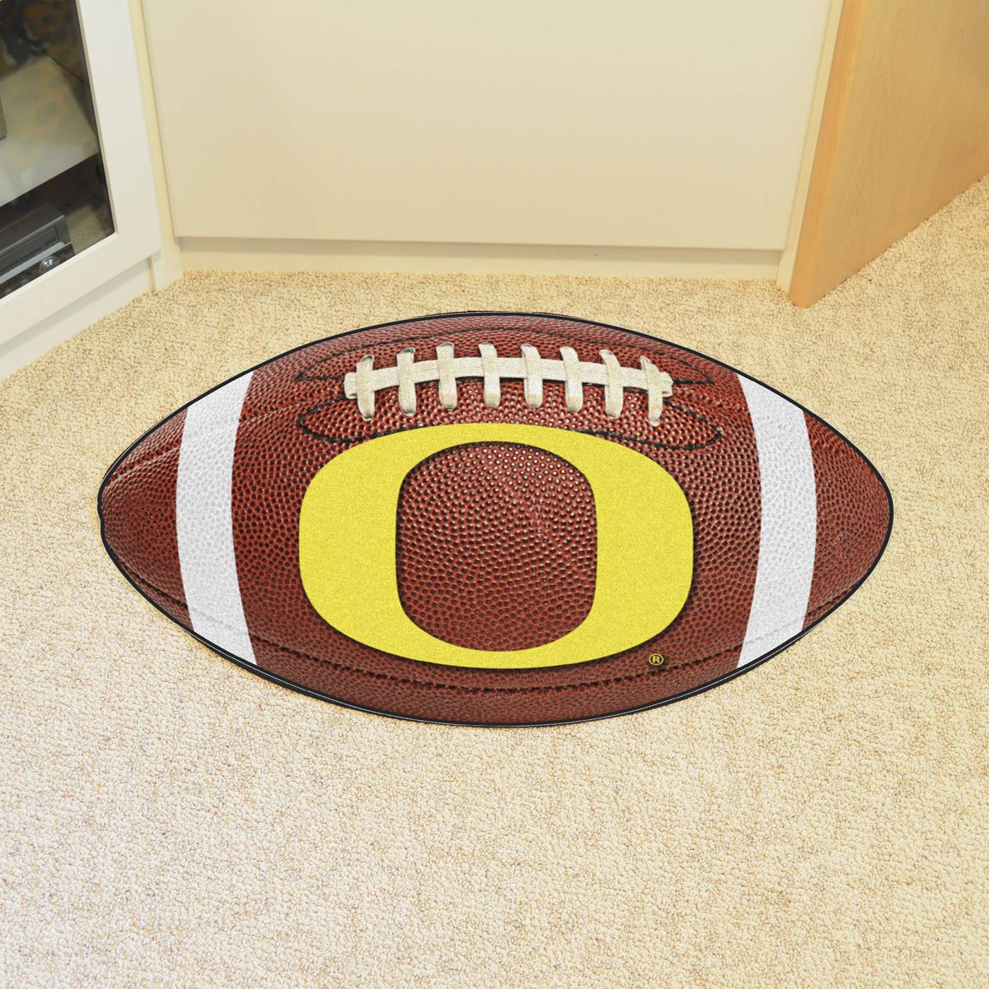 Oregon ducks football floor mat for Oregon floor
