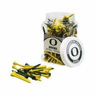 Oregon Ducks 175 Golf Tee Jar