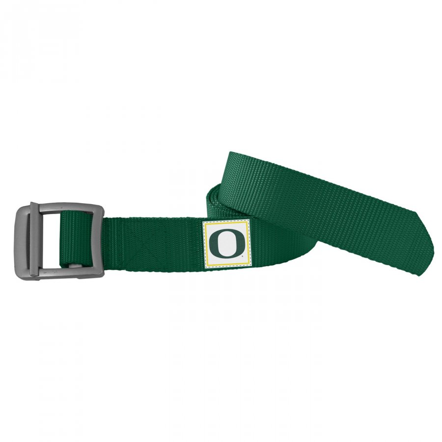 Oregon Ducks Green Field Belt