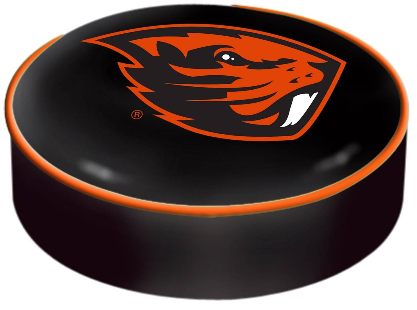 Oregon State Beavers Bar Stool Seat Cover