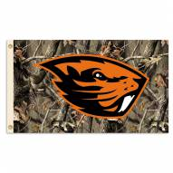 Oregon State Beavers Camo Premium 3' x 5' Flag