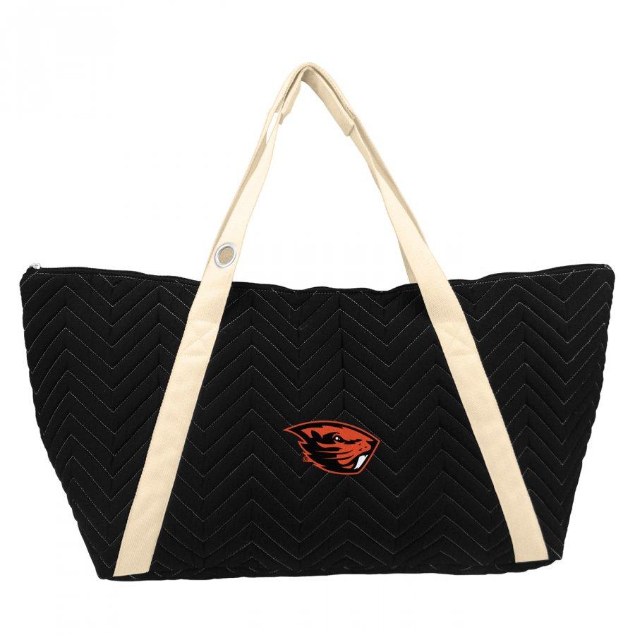 Oregon State Beavers Chevron Stitch Weekender Bag