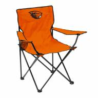 Oregon State Beavers Quad Folding Chair