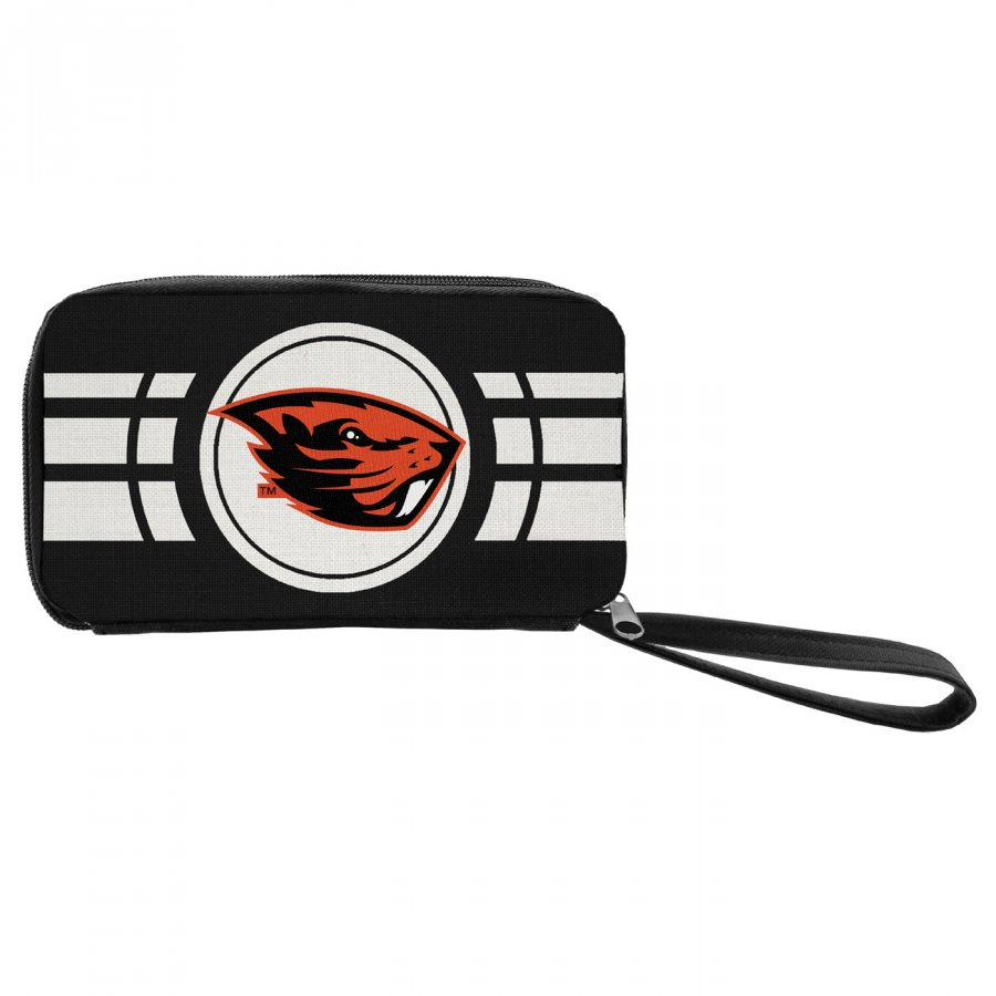 Oregon State Beavers Ripple Zip Wallet