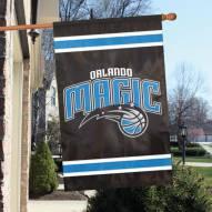 Orlando Magic Appliqué 2-Sided Banner Flag