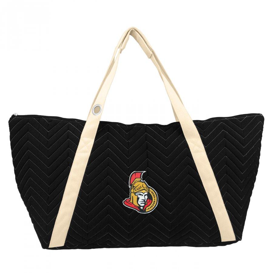 Ottawa Senators Chevron Stitch Weekender Bag