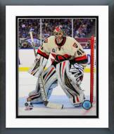 Ottawa Senators Craig Anderson 2014 NHL Heritage Classic Action Framed Photo